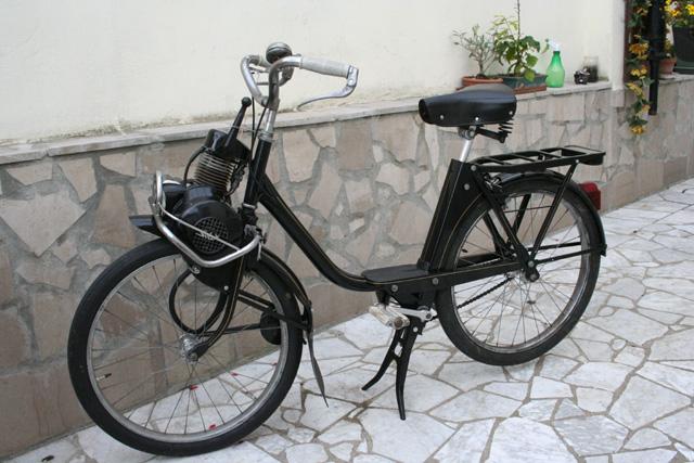 solex 3800 avec moteur 2200